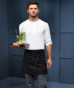 Premium short bar apron