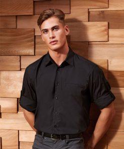 Best Roll Sleeve Shirt