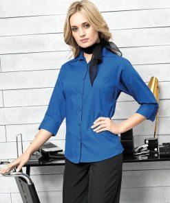 three quarter blouse