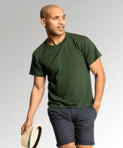 Men's Forest Green T-Shirt