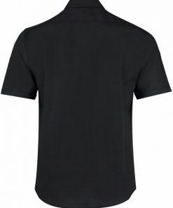 KK120 Men's Short Sleeve Shirt - Back