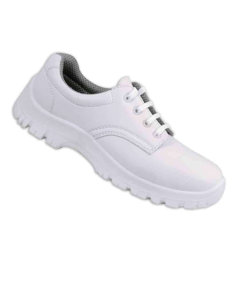 White Safety Shoe