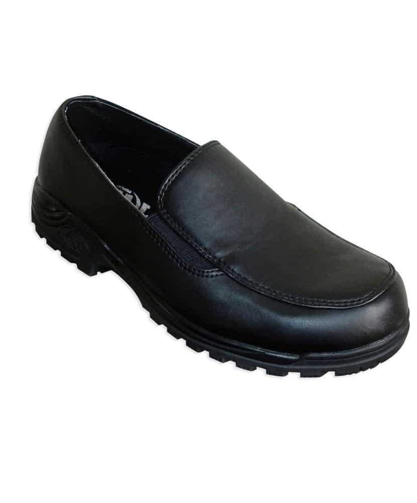 Anti slip safety shoe
