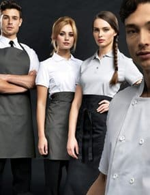 Hospitality Uniforms and Catering Clothing