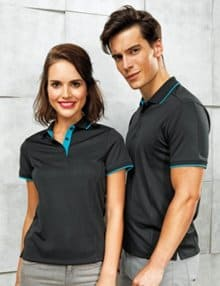Retail Shop Polos and T Shirts