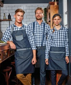 Denim Apron for Chefs