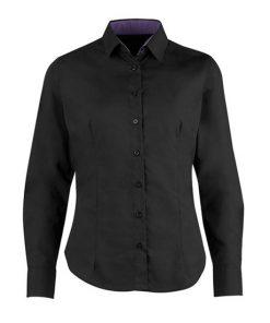 Women's Roll Up Sleeve Shirt