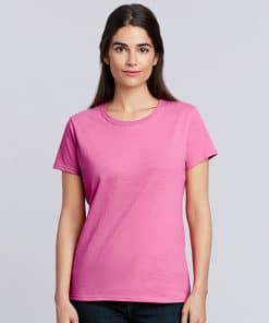 Gildan Ladies Cotton T Shirt