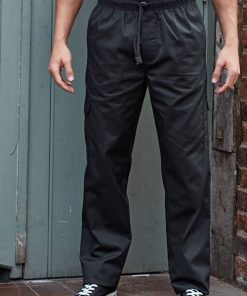 Chef's Cargo Trousers